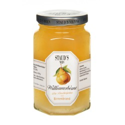 "Staud's Buzzed Preserve ""Williams Pear with Brandy"" 250g"