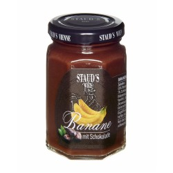 "Staud's Fruit Spread ""Banana with Chocolate"" 130g"