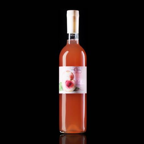 """Terra Mater Weisser Pfirsich Premium-Fruchtsaft """"White Peach Passion"""" 750ml"""