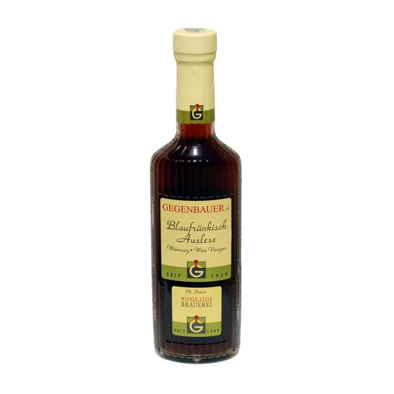 Gegenbauer Blaufränkisch Rotwein Essig 250ml - Sovillo ...