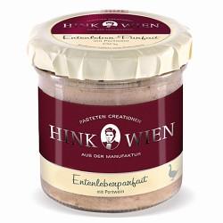 Hink Entenlebermousse mit Portwein 130g