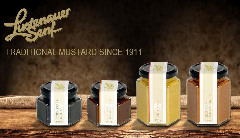 Lustenauer Mustard