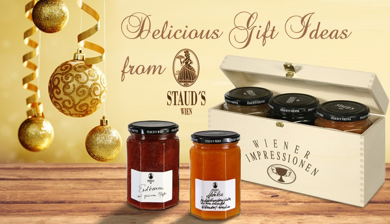 Delicious Gift Ideas from Staud's