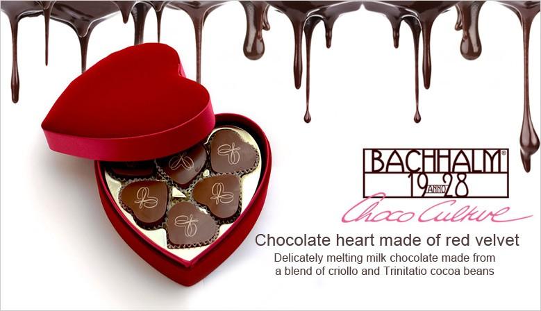 Bachhalm Chocolate heart