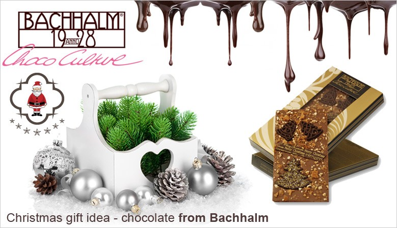 Bachhalm - Chocolate from the world champion