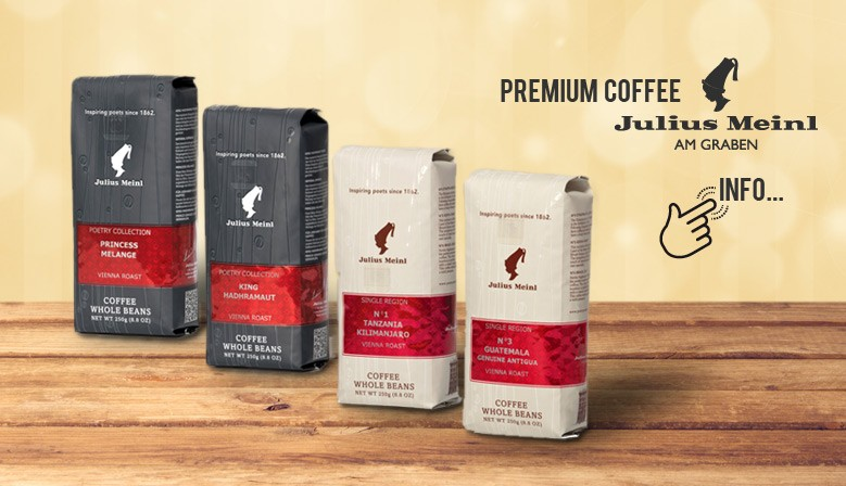 Julius Meinl - Premium Coffee